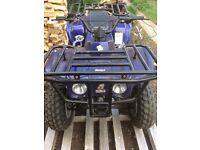 Quad ATV vehicle