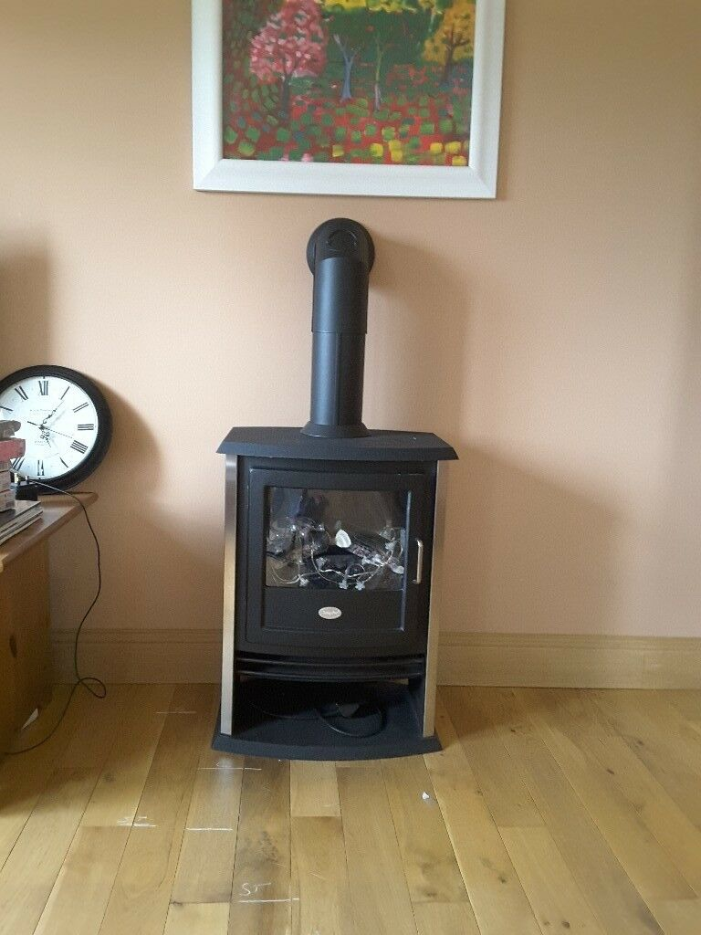Dimplex Madison Focal Point Fire. Electric Fire Stove