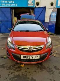 2013 Vauxhall Corsa hpi clear 1.4 sxi sat nav