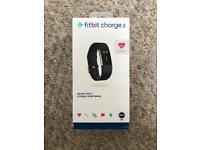 Fitbit Charge 2 Heart Rate and Fitness Wristband (Black)