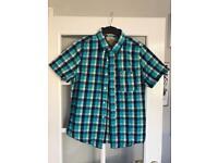 Hollister Check Shirt Size M