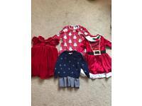 18-24 month girls Christmas bundle