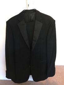 Dinner Jacket tuxedo Black Tie suit