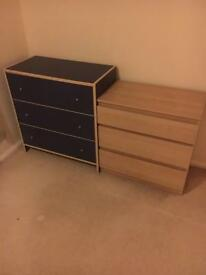 X2 chest of draws **FREE collection only**