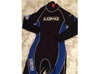 Ladies girls wetsuit