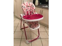 Cosatto noodle dilly dolly high chair