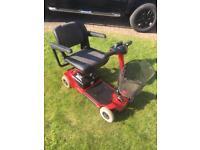 Elite traveller go go portable mobility scooter cheap !