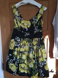 MONSOON dress Size 14