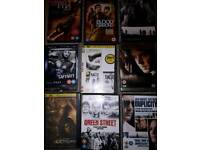 FREE Selection of DVDs
