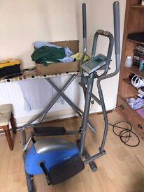 Cross Trainer Exercise Machine BARGAIN!