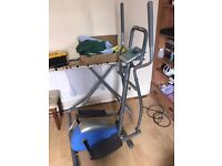 Cross Trainer Exercise Machine BARGAIN!