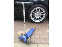 Mini micro scooter in excellent condition