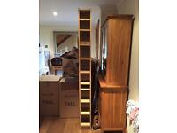 Cd/DVD shelving bookcase