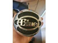 Blue Snowball Mic