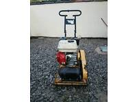 Compacter/whacker plate.garden.landscape.flags,stone