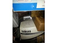 Yamaha 9.9hp x2 outboards and boat stuff job lot ideal for your project