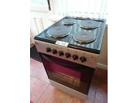 flavel cooker new black /silver £80