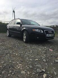 Audi A4 estate tdi AUTOMATIC