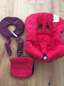 Maxi cosi pebble car seat cover