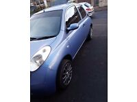 54 plate Nissan Micra S