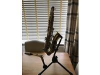Amati Kraslice Alto Saxophone