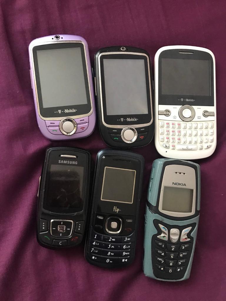 6 untested phones