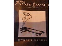 Pro-Form CRoss Walk Dual Motion Cross Trainer