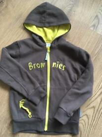 Brownie Jacket size 28""