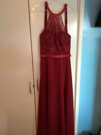 Beautiful Formal/Prom Dress, Worn Once, Excellent Condition, High Quality
