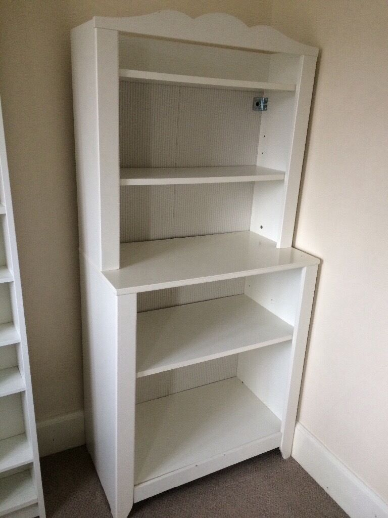 ikea hensvik cabinet with shelf unit baby change option plus matching bookcase in whitley. Black Bedroom Furniture Sets. Home Design Ideas