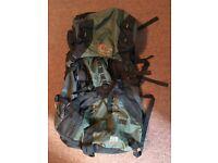 Lowe Alpine Contour III Backpack - 70l