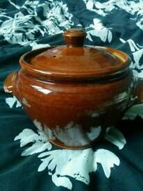1980s bowl with lid