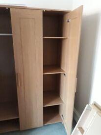 Brimnes Ikea wardrobe - 6 months old!