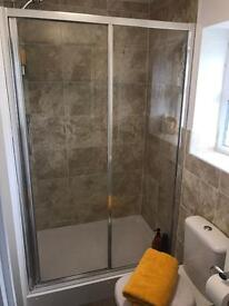 Ensuite Bathroom from David Wilson Home 6 months old