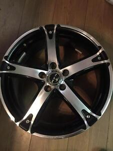 "17"" 5x105 aftermarket rims for sale"