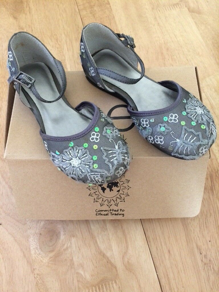 Girls next party shoes size 9
