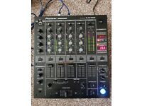 Pioneer djm 500 SERVICED GREAT CONDITION pro dj audio mixer