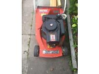 Mountfield lawn mover petrol