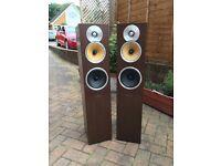 Bowers & Wilkins B&W CM7 Floorstanding Speakers *A-Grade* condition
