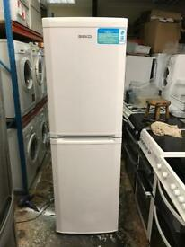 Beko fridge freezer height is 190 cm and width is 60 cm