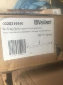 1 meter vaillant plume extension brand new boxed