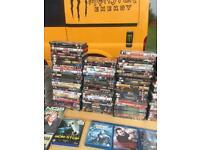 DVD's 140 of them. All original. job lot bargain
