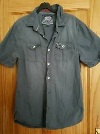 Mens Superdry shirt size xl