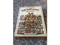 The complete book of Self-Sufficiency by John Seymour (hardback)