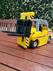 Tonka Forklift Toy Truck