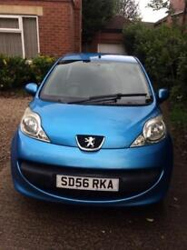 Peugeot 107 in good condition and a great 1st car with low mileage