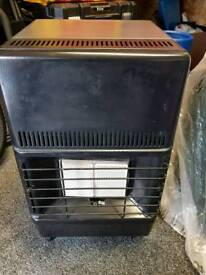 Calor gas heater + 2 bottles
