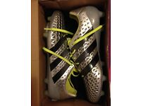 **SIZE 10** Adidas Ace 16.1 Firm Ground