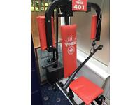 YORK 401 Chest and Back and Shoulder Machine