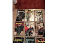 Batman comics 608-619, hush arc, Jim Lee run